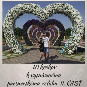 10 krokov k vysnívanému partnerskému vzťahu II.