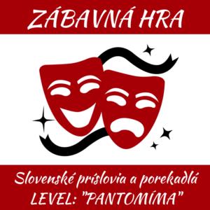 Slovenské príslovia